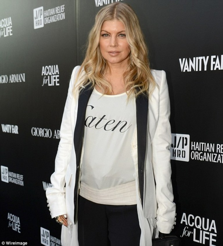 Fergie-and-her-husband-Josh-Duhamel2 Celebrities Who Had Babies in 2013, Who Are They?