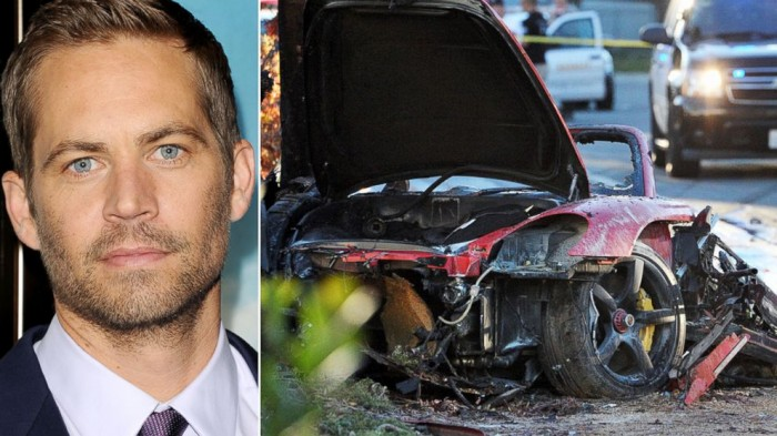 """GTY_AP_paul_walker_crash_01_jef_131202_16x9_992 Fast and Furious Star """"Paul Walker"""", Died At The Age Of 40 In a Car Accident"""
