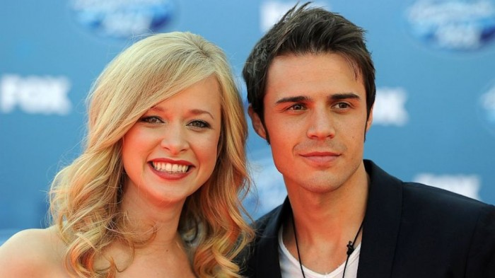 GTY_kris_allen_katie_oconnell_tk_130731_16x9_992 Celebrities Who Had Babies in 2013, Who Are They?