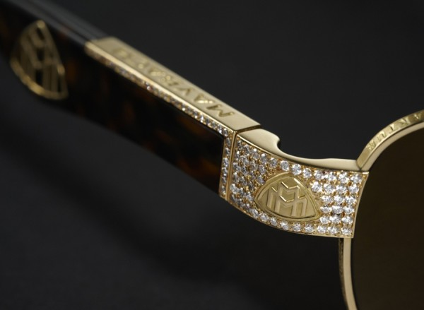 HG_Maybach_900x659 39 Most Stylish Gold and Diamond Sunglasses in 2019