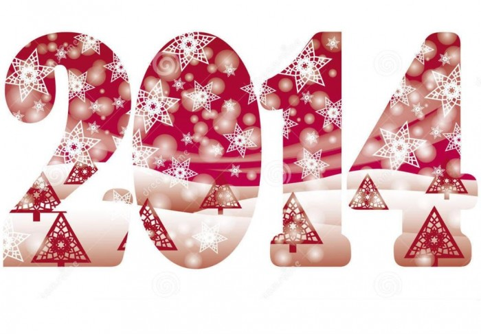 Happy-New-Year-2014-HD-Widescreen What Did Santa Claus Bring For You On Christmas Eve?