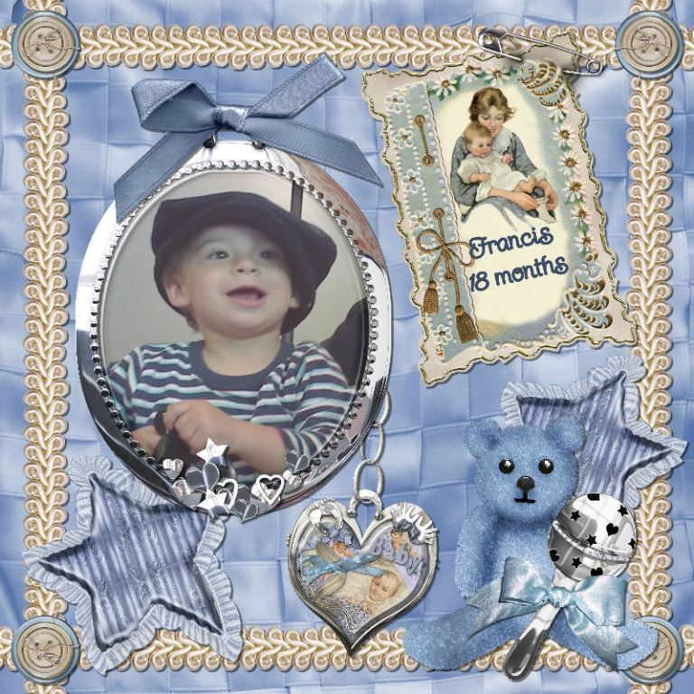 HeartStringsBabyBoy_Francis_sm Best 65 Scrapbooking Ideas to Start Creating Yours