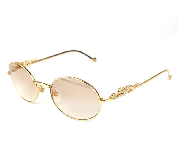 IMG_0458 39 Most Stylish Gold and Diamond Sunglasses in 2021