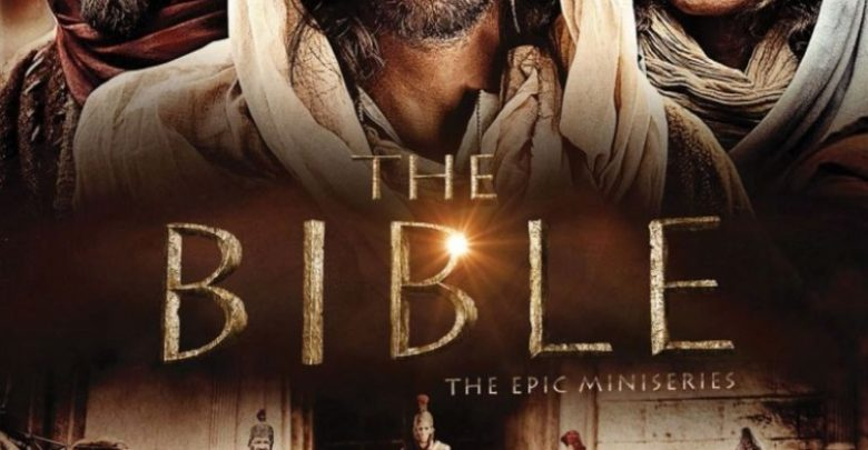 "Photo of ""The Bible"" Receives Three Emmy Award Nominations"