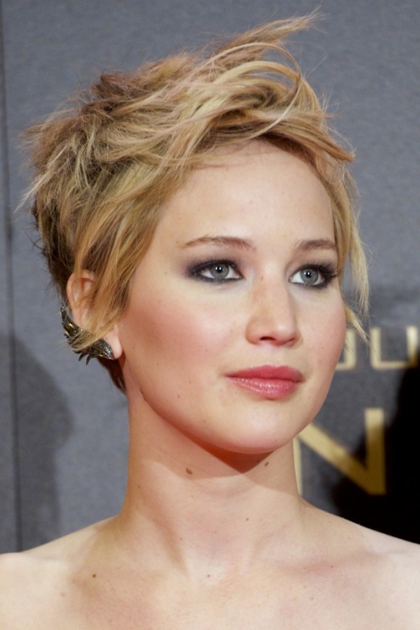 JenniferLarence 20 Worst Celebrities Hairstyles