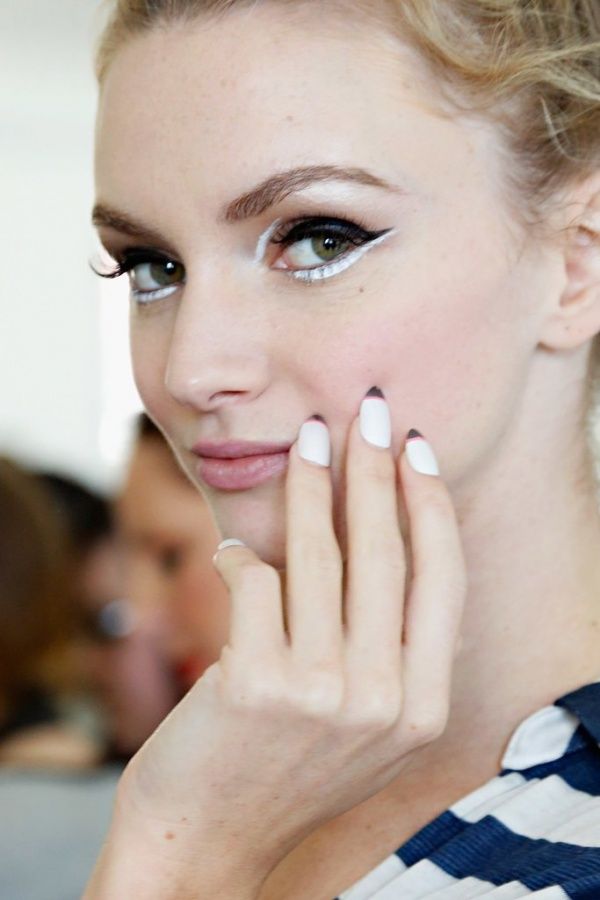 Kate-Spade-New-York-Spring-2014 Top 10 Latest Beauty Trends That You Should Try