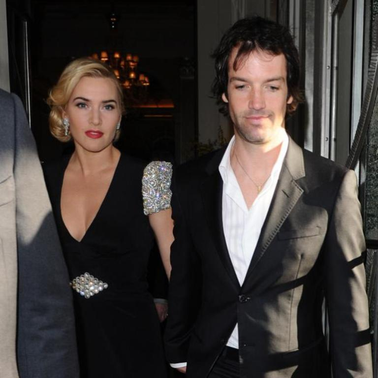 Kate-Winslet-and-her-husband-Ned-Rocknroll3 Celebrities Who Had Babies in 2013, Who Are They?