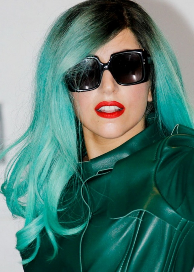 Lady-Gaga-Celebrity-Hairstyles-2013 20 Worst Celebrities Hairstyles