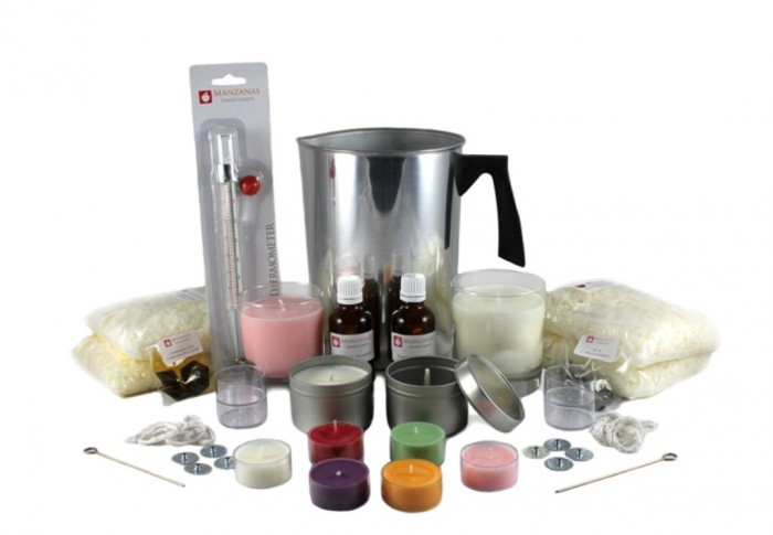 Manzanas_Complete_Candle_Making_Kit_web Do You Want to Make Candles on Your Own?