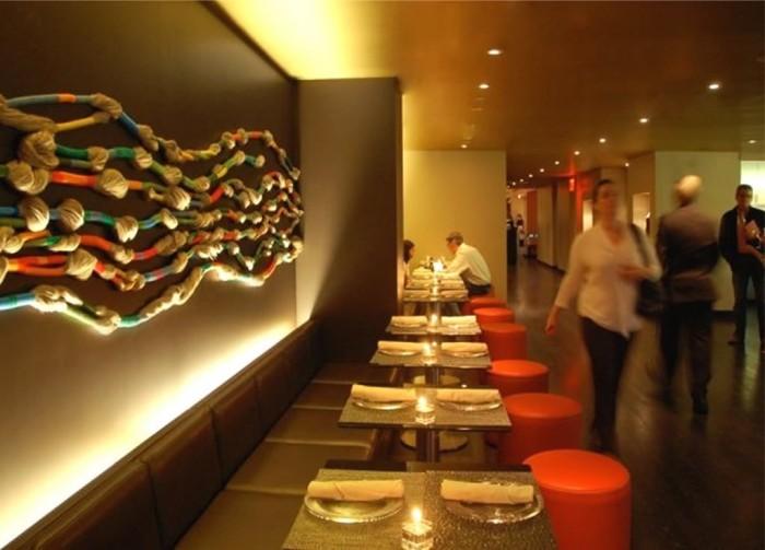 Modern-Hospitality-Funriture-Design-of-SD26-Restaurant-Manhattan Do You Dream of Starting and Running Your Own Restaurant Business?