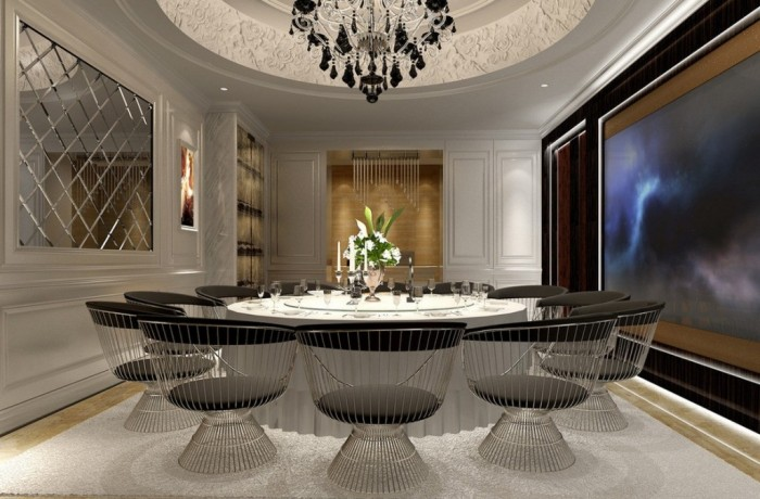 Modern-restaurant-room-creative-chair Do You Dream of Starting and Running Your Own Restaurant Business?