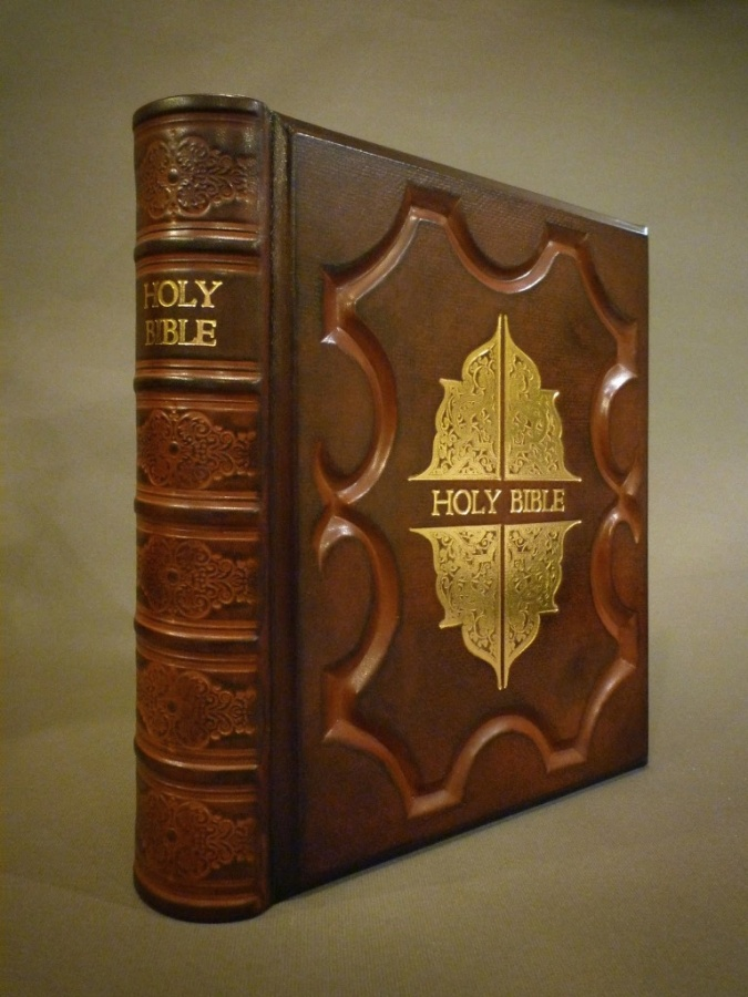 """Montgomety-Ward-Holy-Bible-1 """"The Bible"""" Receives Three Emmy Award Nominations"""