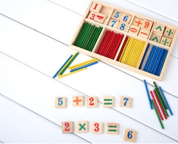 New-Children-wooden-arithmetic-font-b-math-b-font-font-b-toys-b-font-number-stick Do You Know How to Choose the Right Toys & Games for Your Child?