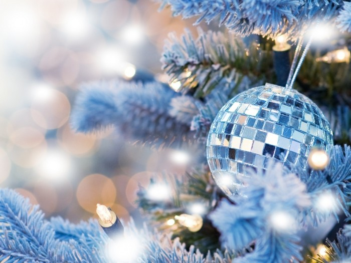 New-Year-Beautiful-decorations-for-Christmas-trees-in-2014 65+ Dazzling Christmas Decorating Ideas for Your Home in 2020
