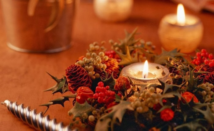 New-Year-Candle-Decoration-Ideas-5 Awesome & Breathtaking Ideas for New Year's Holiday Decorations