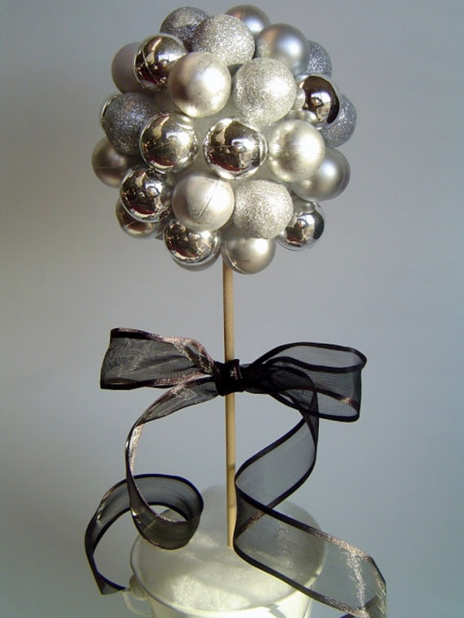 New-Years-Eve-Topiary Awesome & Breathtaking Ideas for New Year's Holiday Decorations