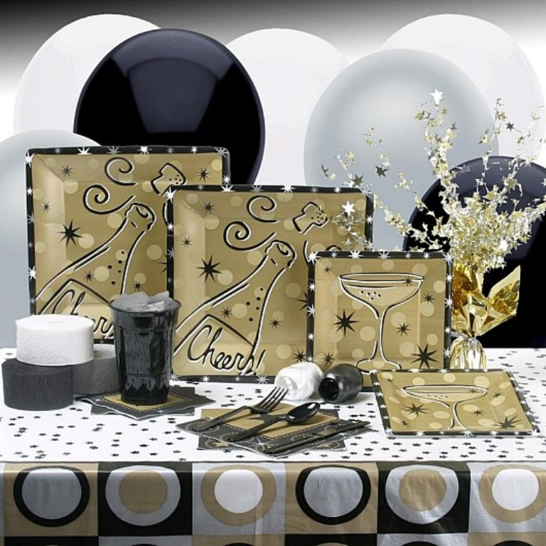 New-years-decoration-ideas1 Awesome & Breathtaking Ideas for New Year's Holiday Decorations