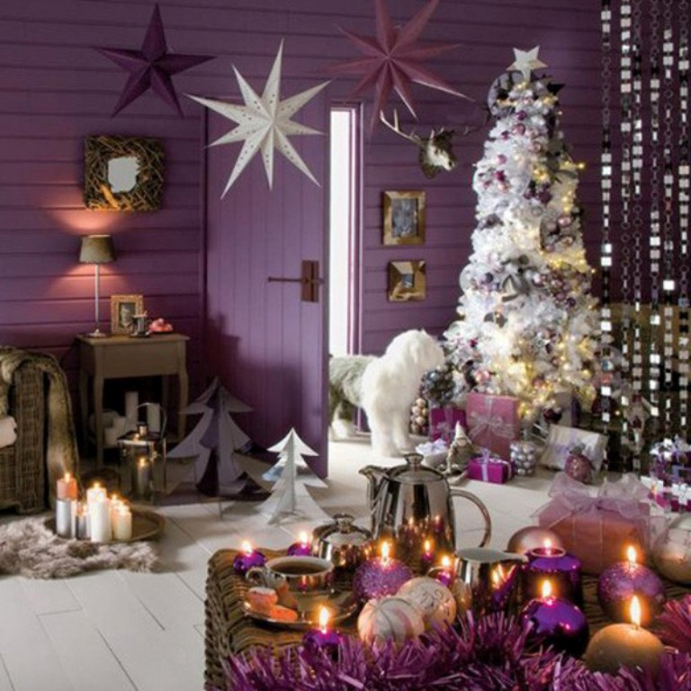 Nicety-2 65+ Dazzling Christmas Decorating Ideas for Your Home in 2019