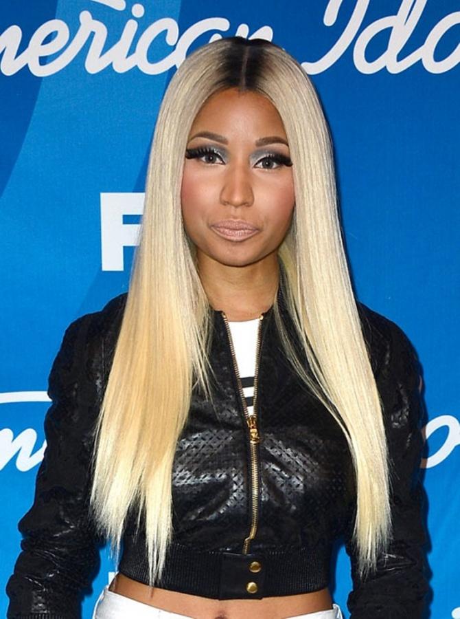Nicki+Minaj+Fox+American+Idol+2013+Finale+90xF7bIWoXHx 20 Worst Celebrities Hairstyles