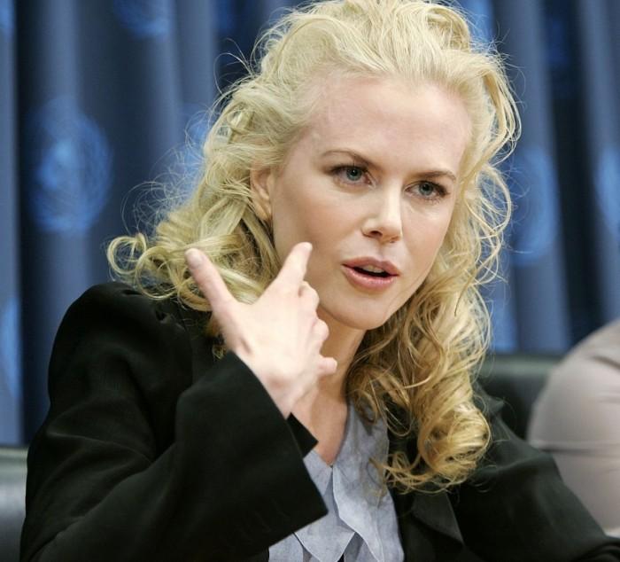 Nicole-Kidman-–-UN-WOMEN-Goodwill-Ambassador Who Are the Newest Goodwill Ambassadors of the Stars in 2013?