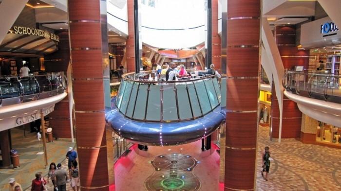 Rising-Tide-Bar The World's 20 Weirdest & Craziest Elevators