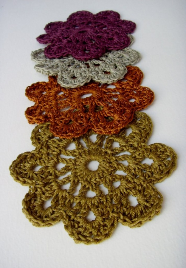 SNV30193 Stunning Crochet Patterns To Decorate Your Home & Make Accessories