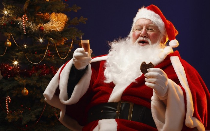 Santa_Claus_Wallpapers_Full_HD_2014_1600x1000 What Did Santa Claus Bring For You On Christmas Eve?