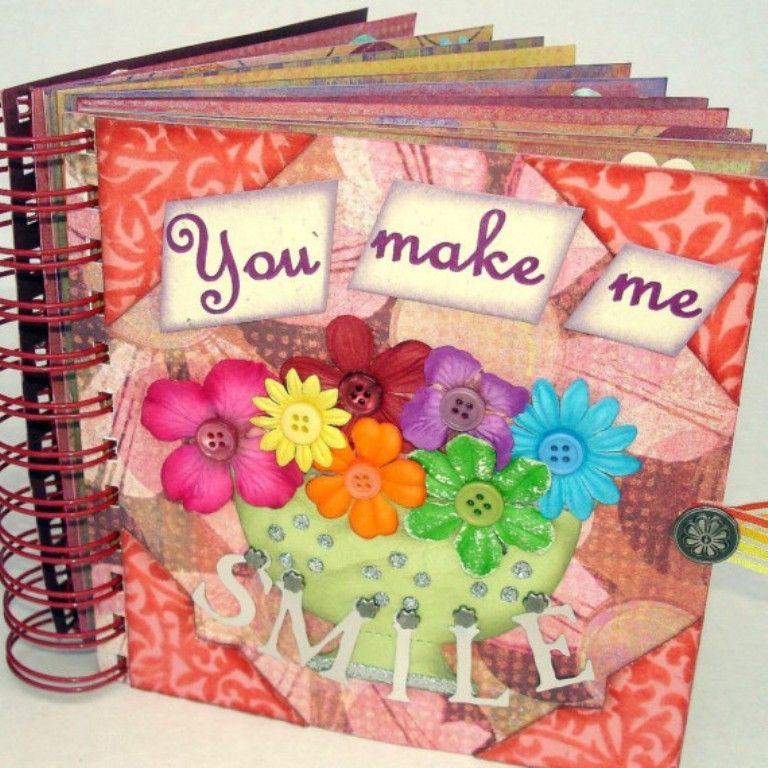 Scrapbooking-Albums-Scrapbook-Ideas-Crafts-Galore-Making-Memories1 Best 65 Scrapbooking Ideas to Start Creating Yours