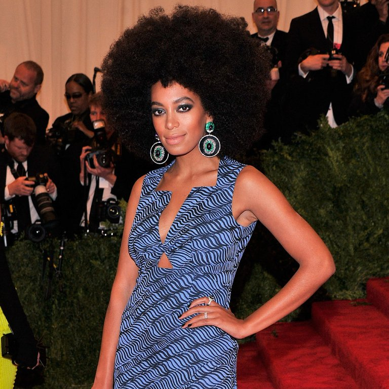 Solange-Knowles-Met-Gala-2013-Red-Carpet 20 Worst Celebrities Hairstyles