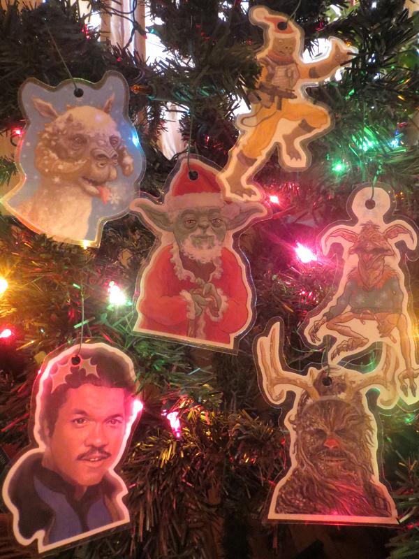 Star-Wars-Christmas-tree-decorations 79 Amazing Christmas Tree Decorations