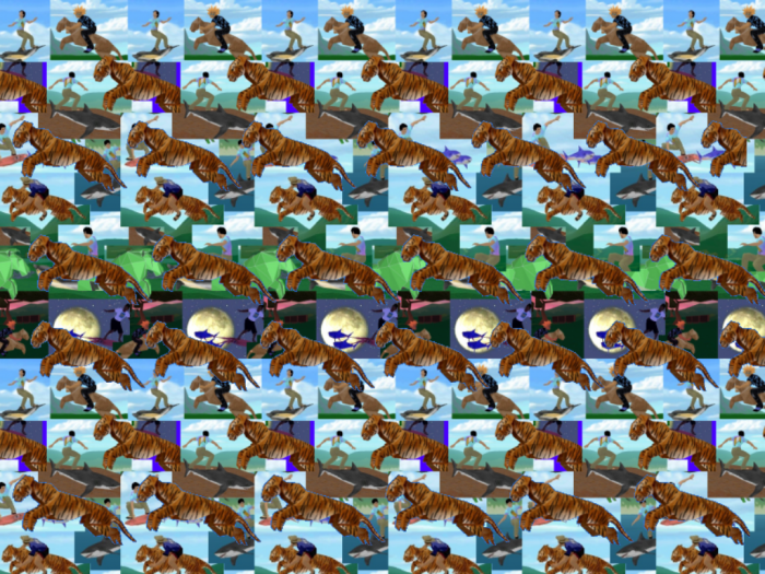 Stereogram_Tut_Highlight Challenge Your Mind Through Playing These Famous Mind Tricks