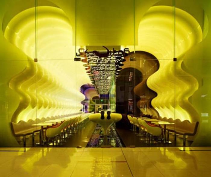 Stunning-Green-Modern-Style-Minimalist-Restaurant-Design-Ideas Do You Dream of Starting and Running Your Own Restaurant Business?