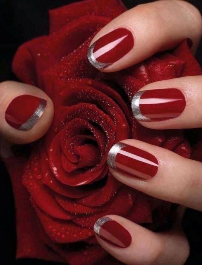 Stylish-Amazing-Nail-Designs-2013-2014-For-Girls-Fashion-Rely-17 What Are the Latest Beauty Trends for 2017?