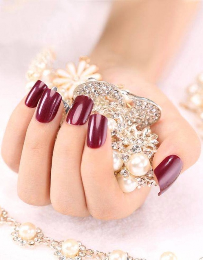 Stylish-Amazing-Nail-Designs-2013-2014-For-Girls-Fashion-Rely-8 What Are the Latest Beauty Trends for 2017?