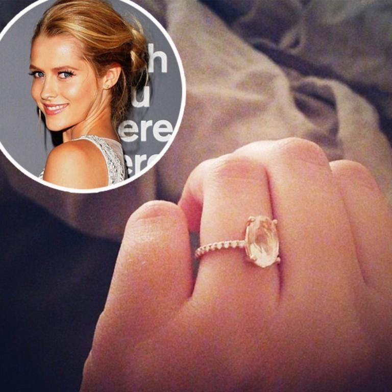 Teresa-Palmer 35+ Fascinating & Stunning Celebrities Engagement Rings for 2020