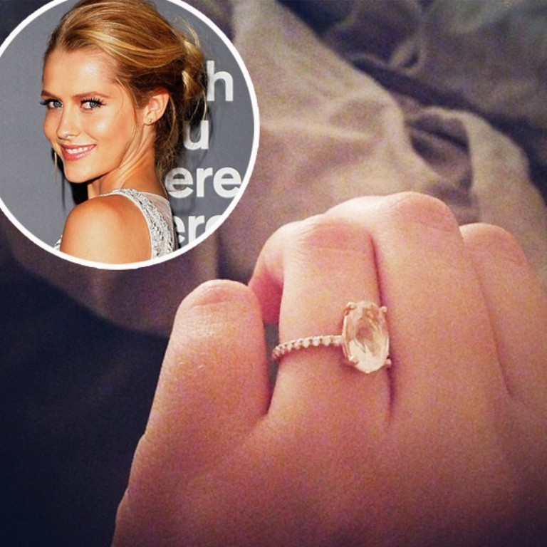 Teresa-Palmer 35+ Fascinating & Stunning Celebrities Engagement Rings for 2019