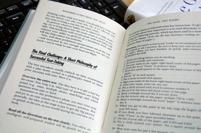 TestTakingBig 15 Study Tips for Better Test Taking & Getting Higher Grades