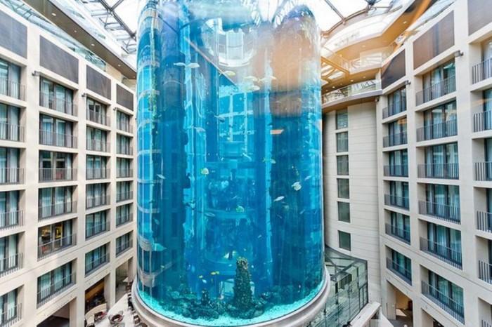 The-Aquadom-Henrik-Berggren-Flickr The World's 20 Weirdest & Craziest Elevators