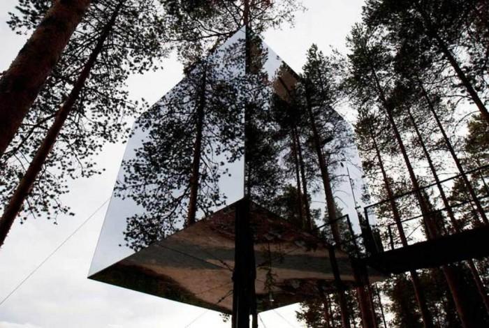 The-Mirrorcube Top 30 World's Weirdest Hotels ... Never Seen Before!
