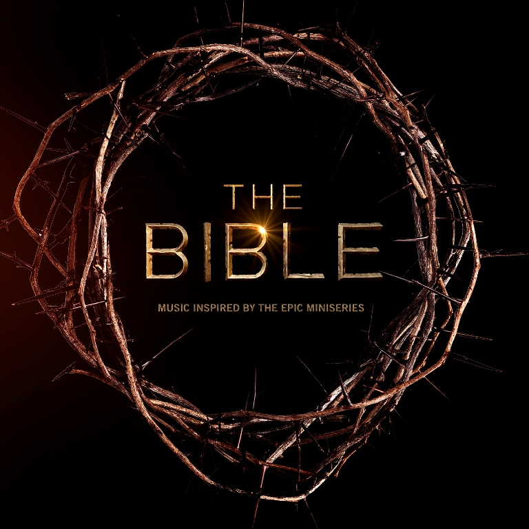 "TheBibleCvr_rev-21 ""The Bible"" Receives Three Emmy Award Nominations"