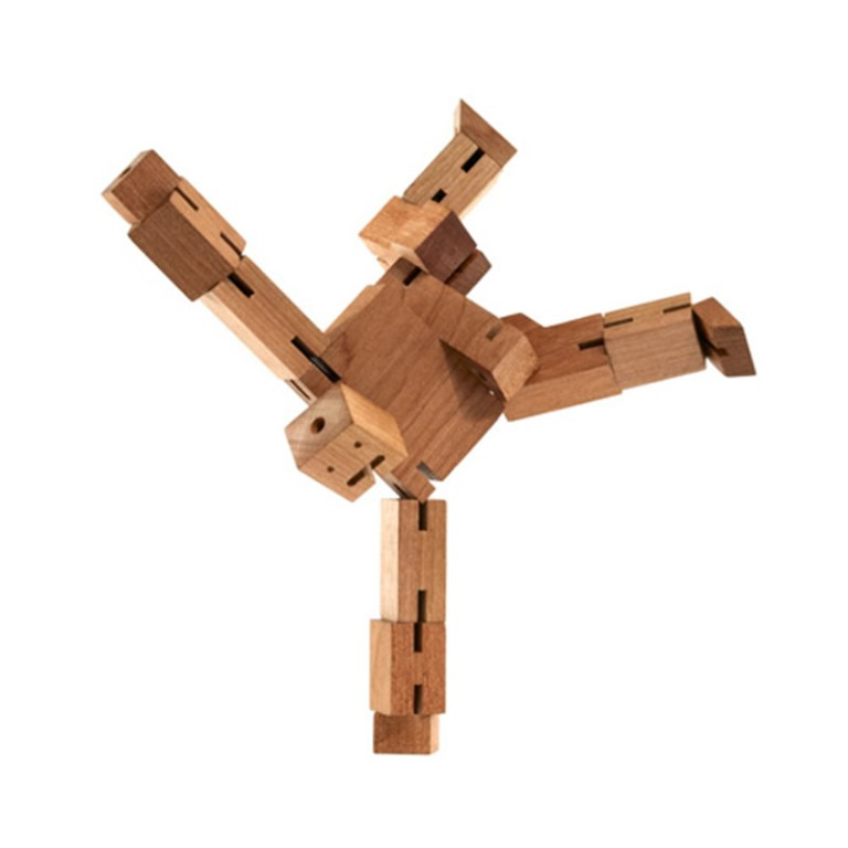 Unique-Wooden-Robot-Toys-for-Kids-and-Children-Design-Ideas-by-David-Weeks-Medium-Cubebot Do You Know How to Choose the Right Toys & Games for Your Child?
