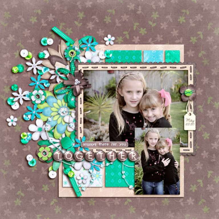 alwaysthereweb_1 Best 65 Scrapbooking Ideas to Start Creating Yours