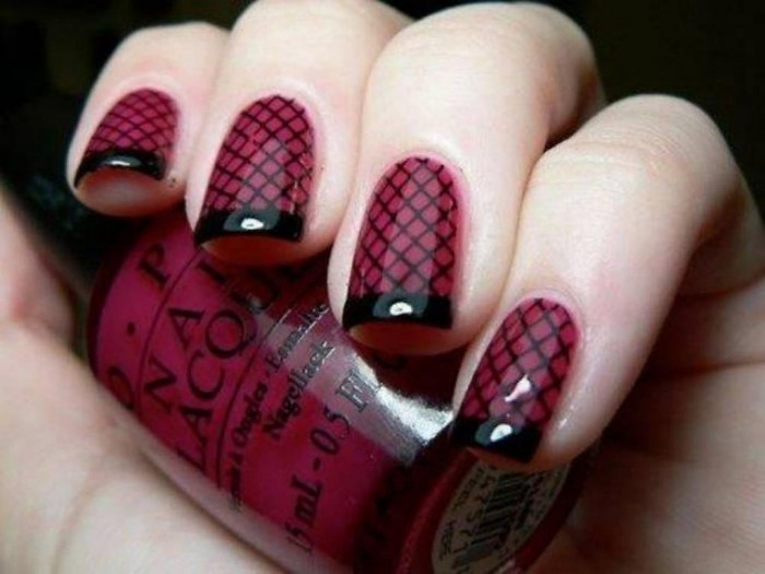 amazing-trendy-nail-art-for-girls-2014 Top 10 Latest Beauty Trends That You Should Try