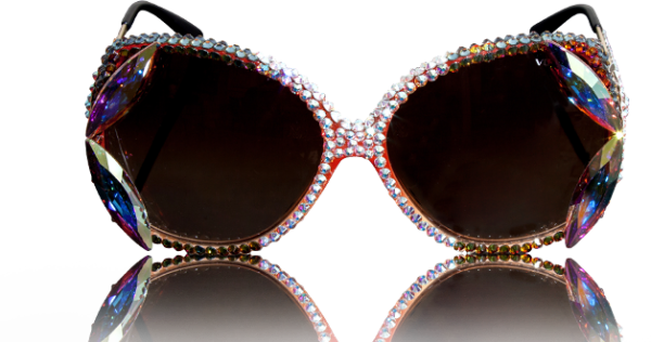asv_glasses 39 Most Stylish Gold and Diamond Sunglasses in 2021