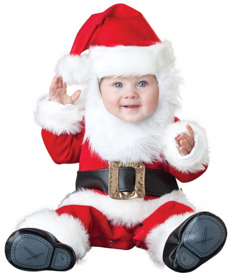 baby_santa_claus What Did Santa Claus Bring For You On Christmas Eve?