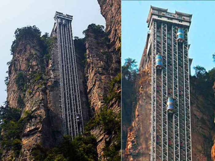 bailong The World's 20 Weirdest & Craziest Elevators