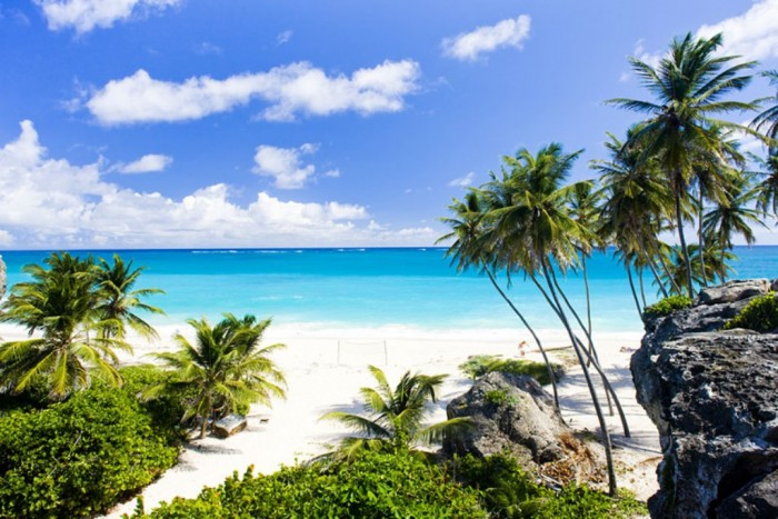barbados-bottom-beach Top 10 Romantic Vacation Spots for Couples to Enjoy Unforgettable Time