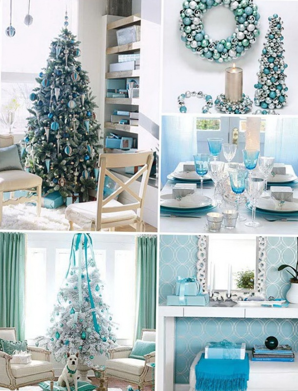 beautiful-tableware___ 79 Amazing Christmas Tree Decorations