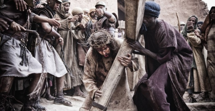 """bible-jesussimon """"The Bible"""" Receives Three Emmy Award Nominations"""