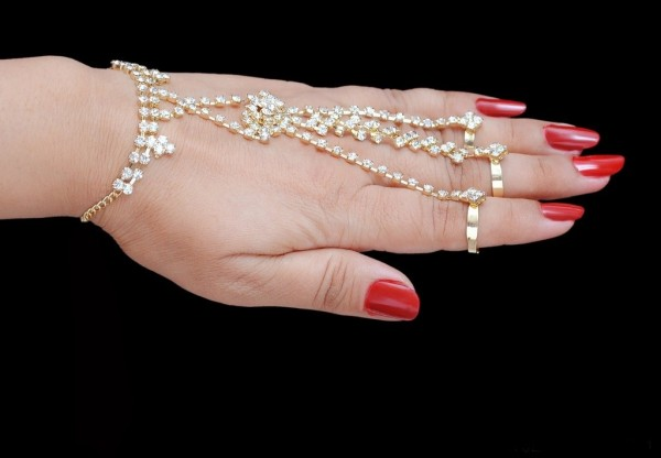 br.1236_bj 65 Hand Back Jewelry Pieces for 2018